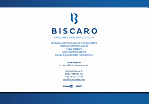 Biscaro Executive Communications