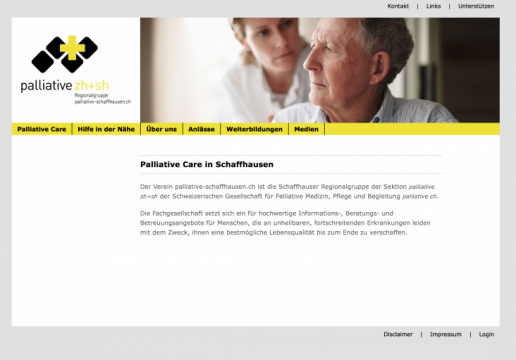 Palliativ Care in Schaffhausen